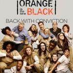Оранжевый — хит сезона (Orange Is the New Black). Цитаты