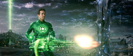 Зеленый Фонарь (Green Lantern)