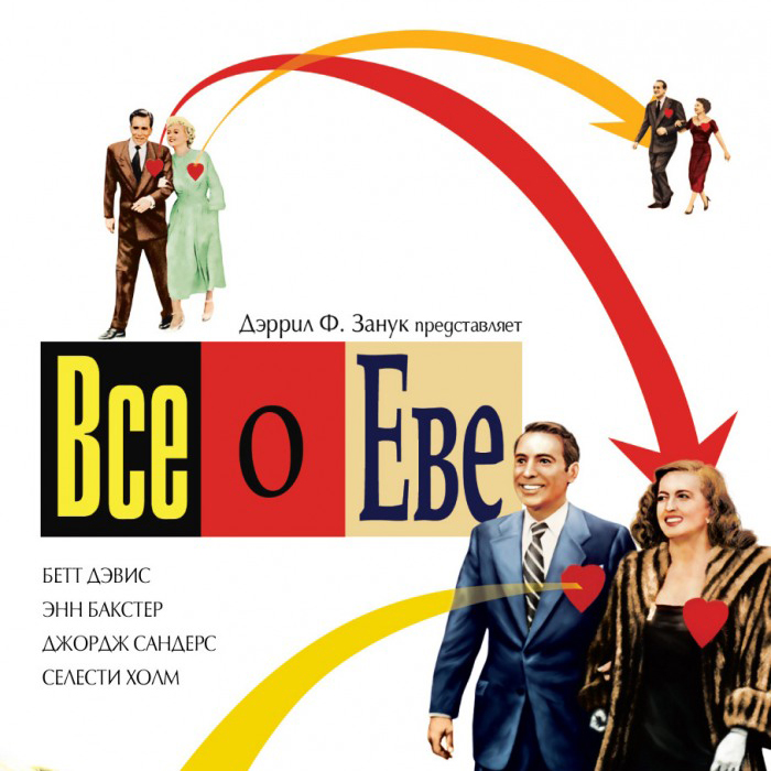 Все о Еве (All About Eve)