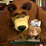 Маша и Медведь. Серии 30-44 — цитаты из мультфильма