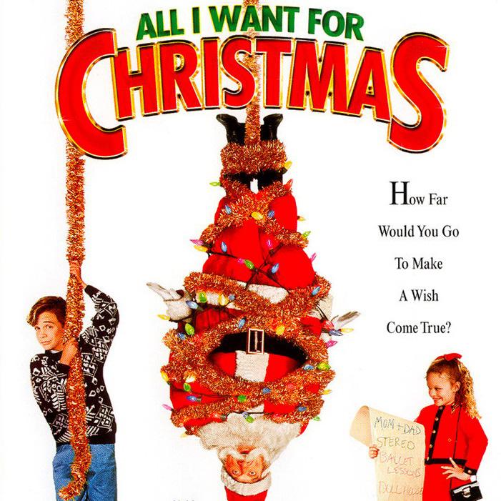 Все, что я хочу на Рождество (All I Want for Christmas)
