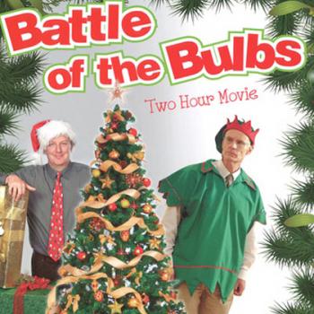 Битва на гирляндах (Battle of the Bulbs)