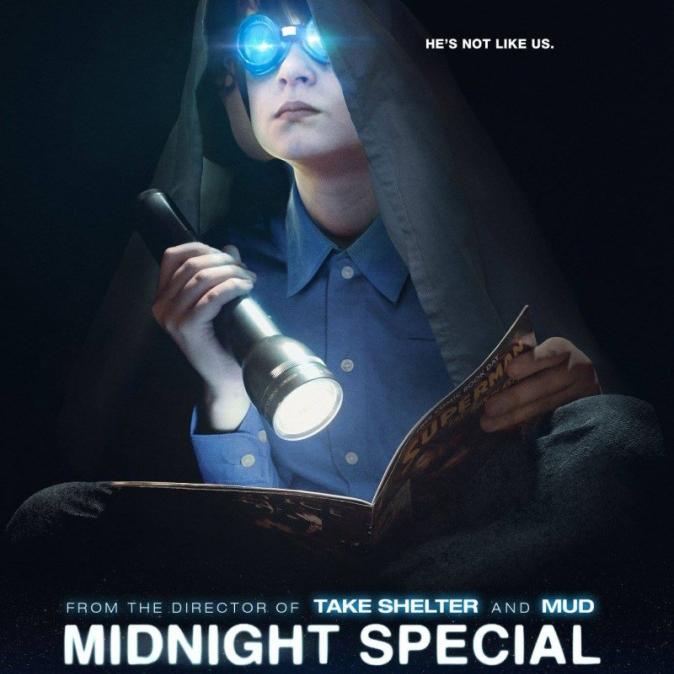 Специальный полуночный выпуск (Midnight Special)