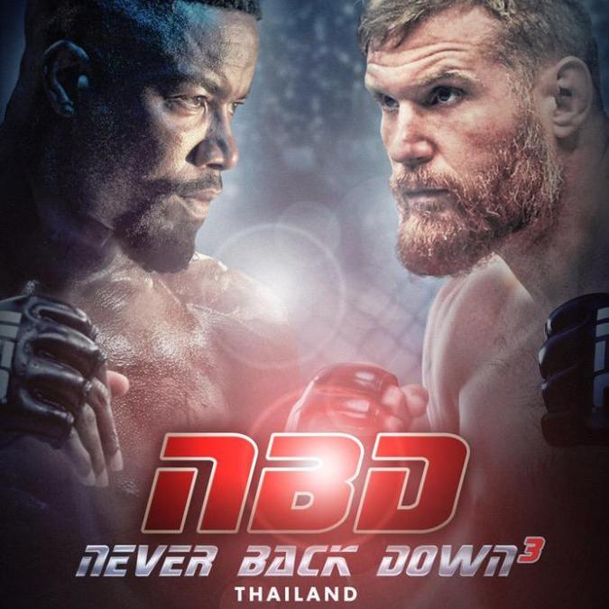 Никогда не сдавайся 3 (Never Back Down: No Surrender)