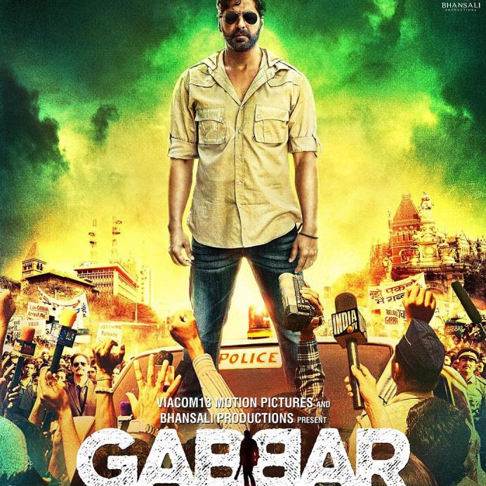 Габбар вернулся (Gabbar is Back)