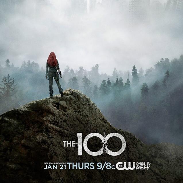 Сотня (The 100). 1 сезон, 1 серия — цитаты из сериала