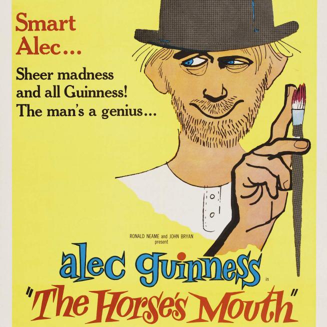 Из первых рук (The Horse's Mouth)