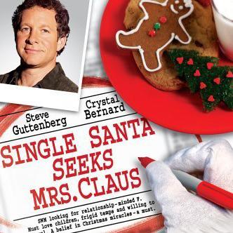 Одинокий Санта желает познакомиться с миссис Клаус (Single Santa Seeks Mrs. Claus