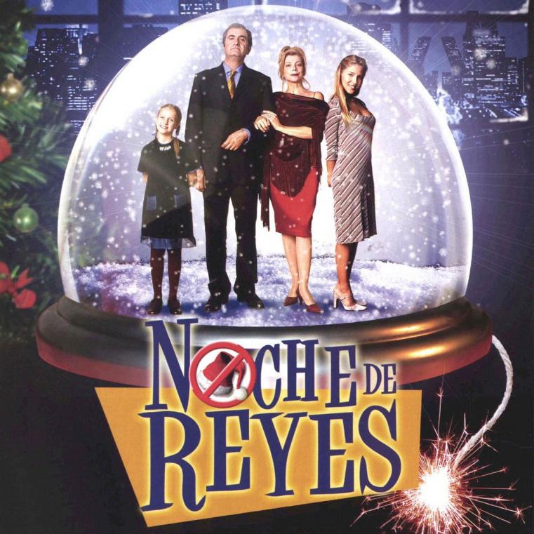 Улетное Рождество (Noche de reyes)