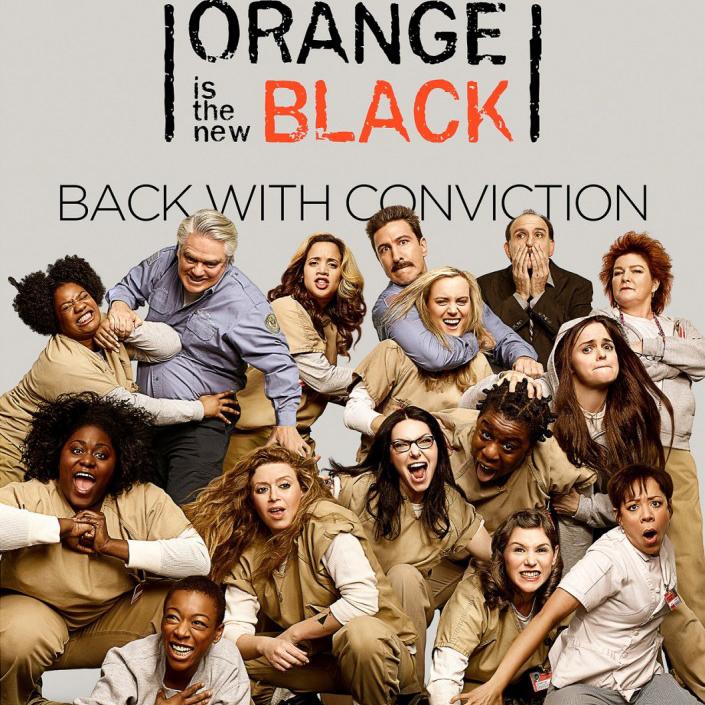 Оранжевый — хит сезона (Orange Is the New Black) — цитаты из сериала