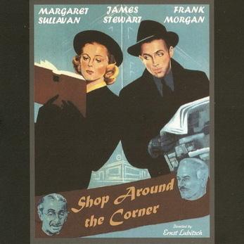 Магазинчик за углом (The Shop Around the Corner)
