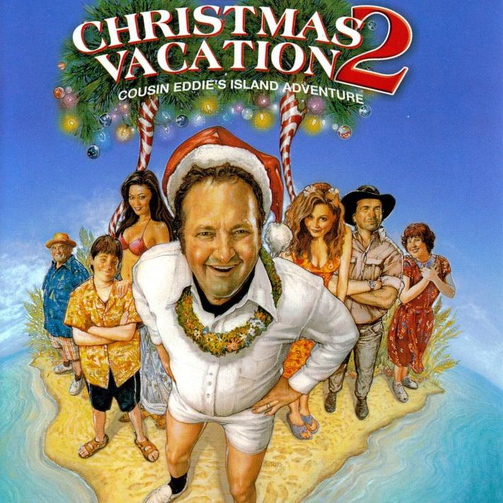 Рождественские каникулы 2: Приключения кузена Эдди на необитаемом острове (Christmas Vacation 2: Cousin Eddie's Island Adventure)