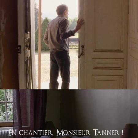 На стройку, месье Таннер! (En chantier, monsieur Tanner!)
