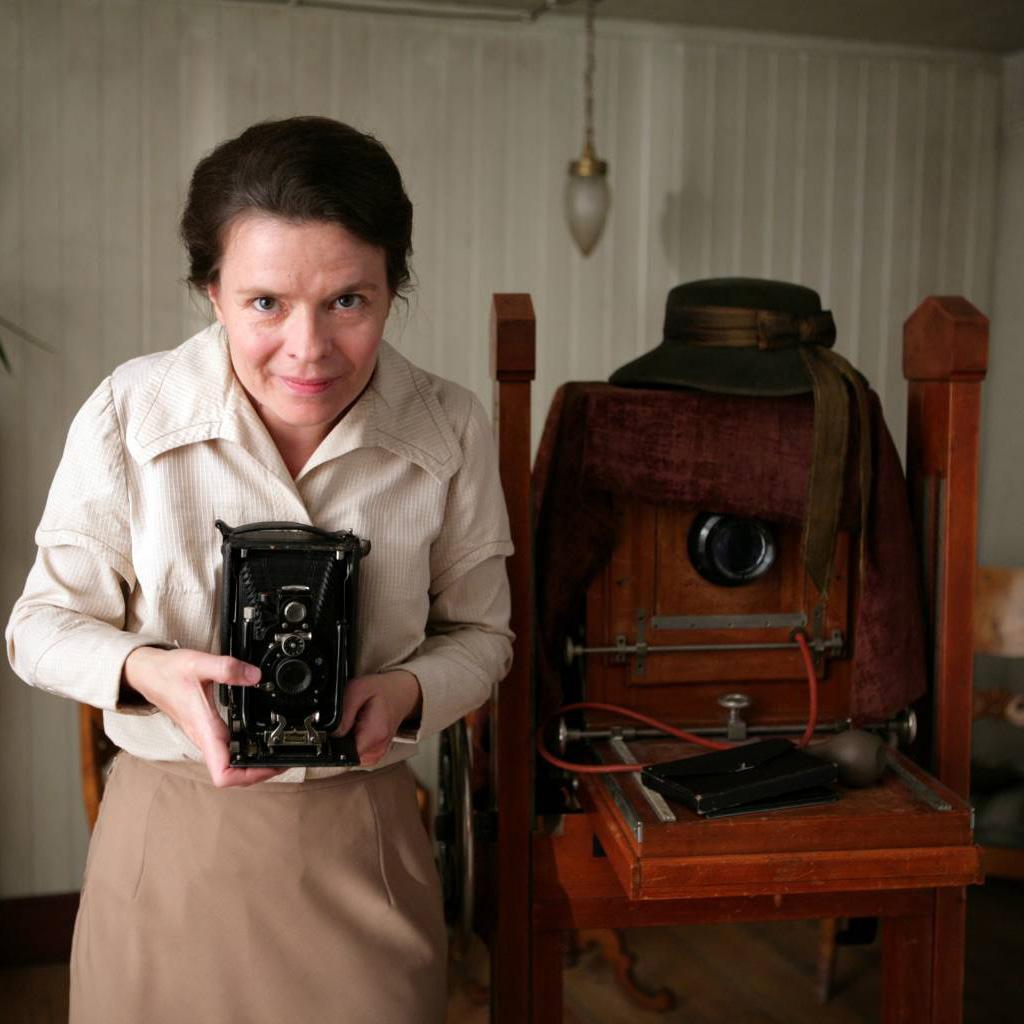 3 фильма о фотографах