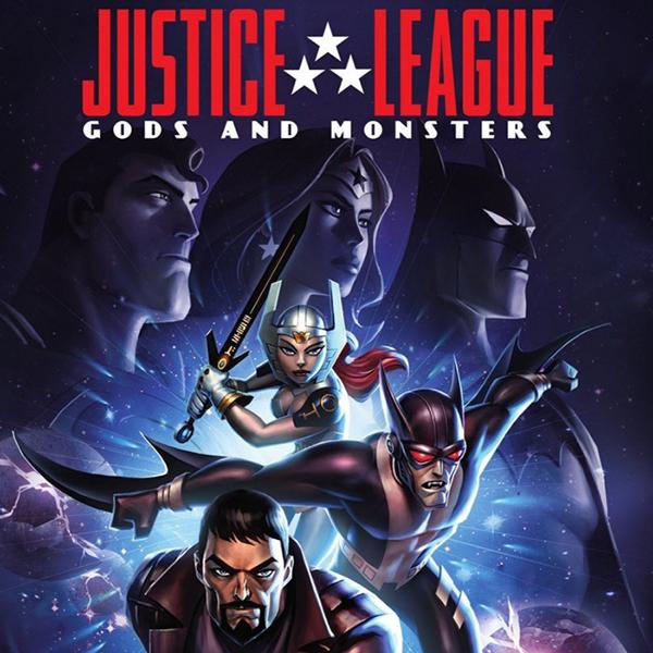 Лига справедливости: Боги и монстры (Justice League: Gods and Monsters) — цитаты из мультфильма