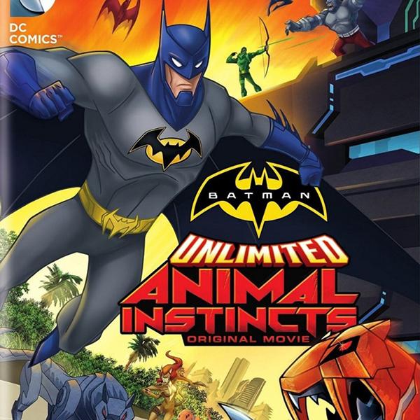 Безграничный Бэтмен: Животные инстинкты (Batman Unlimited: Animal Instincts) — цитаты из мультфильма