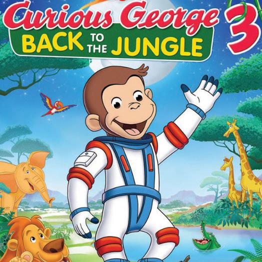Любопытный Джордж 3 (Curious George 3: Back to the Jungle) — цитаты из мультфильма