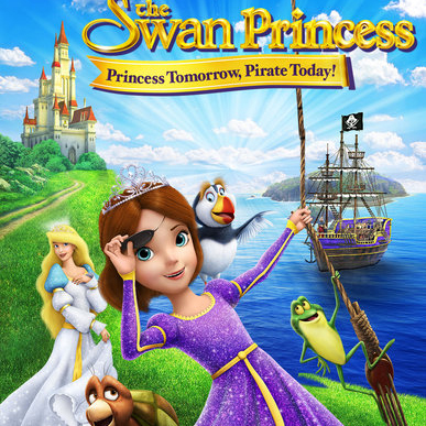 Принцесса Лебедь: Пират или принцесса? (The Swan Princess: Princess Tomorrow, Pirate Today!) — цитаты из мультфильма