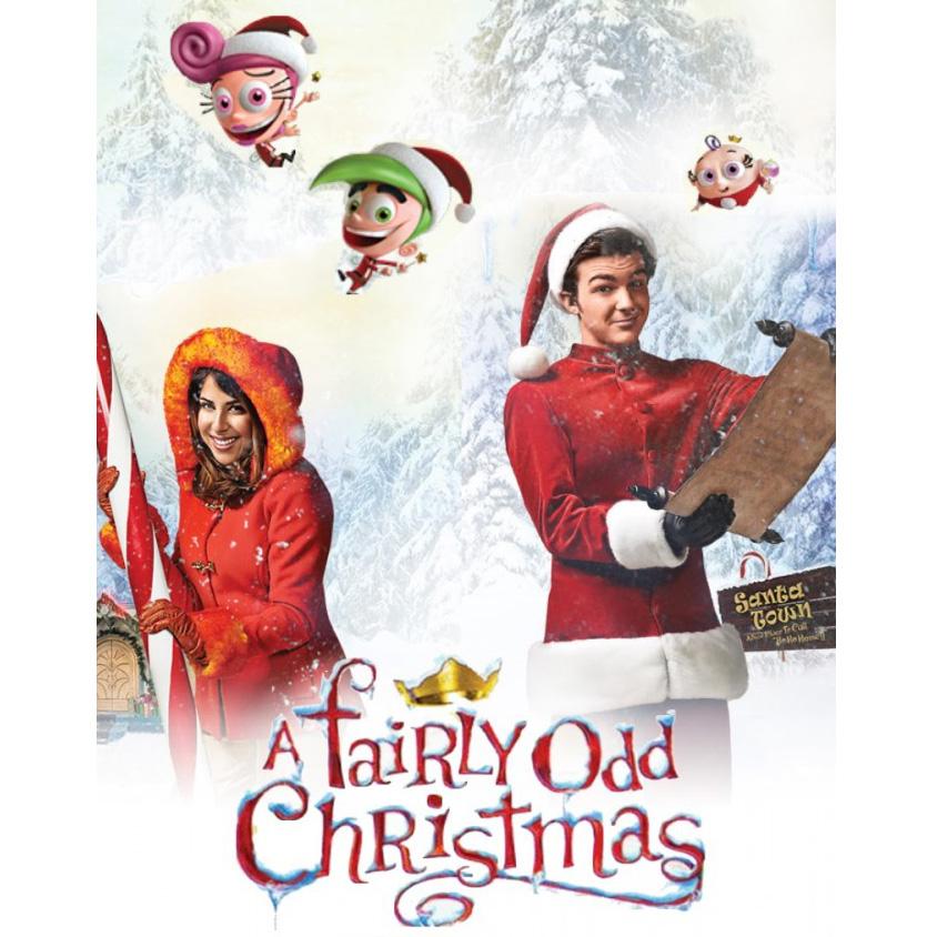 Рождество с волшебными родителями (A Fairly Odd Christmas)