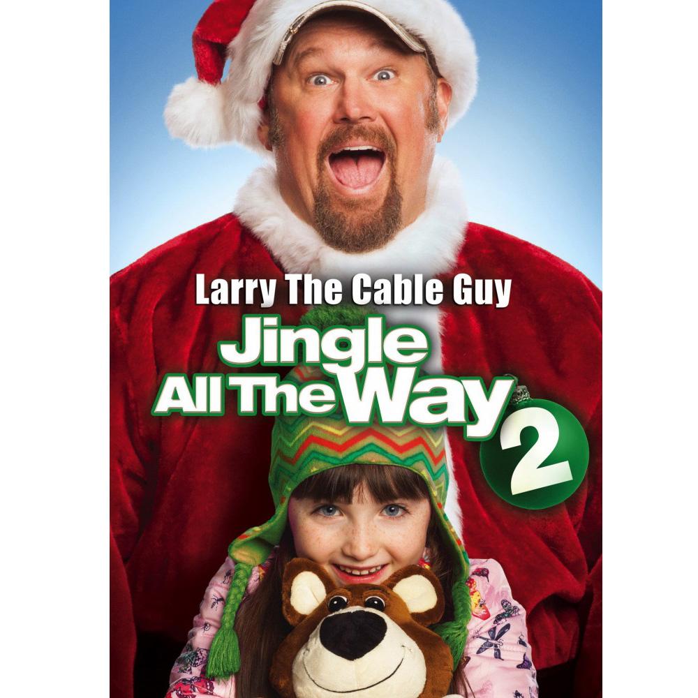 Подарок на Рождество 2 (Jingle All the Way 2)