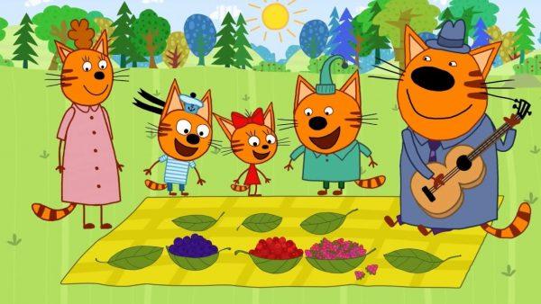 7 российских мультфильмов с обаятельными котятами, котами и кошками