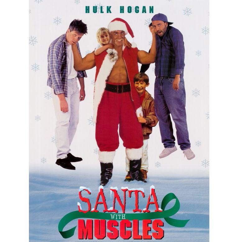 Силач Санта-Клаус (Santa with Muscles)