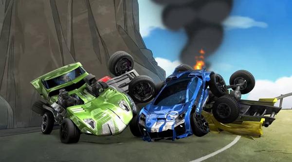 5 полнометражных мультфильмов про машины
