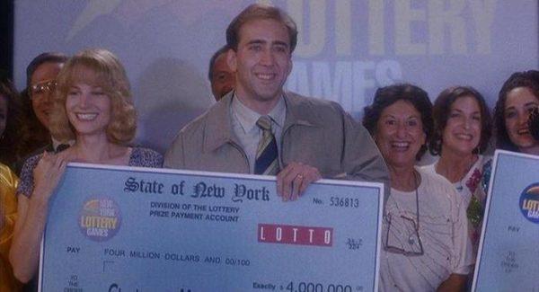 5 фильмов о выигрыше в лотерею