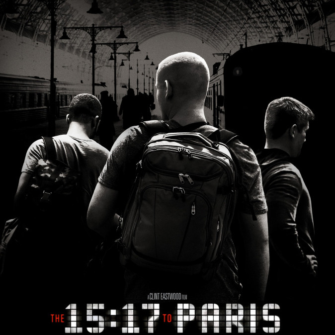 Поезд на Париж (The 15:17 to Paris)