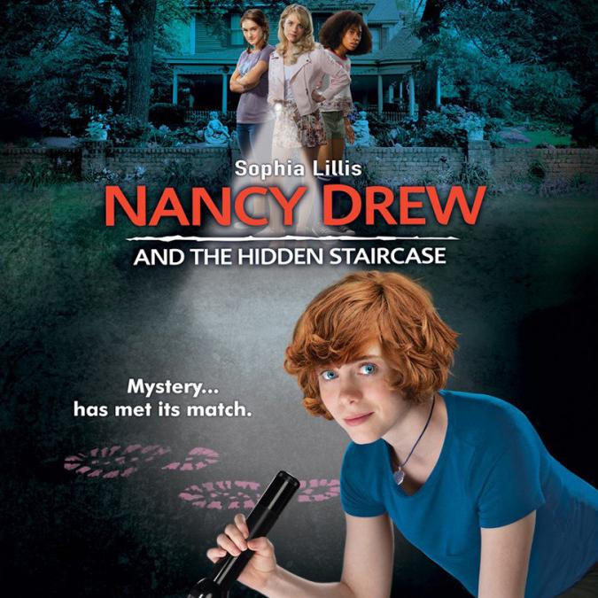 Нэнси Дрю и потайная лестница (Nancy Drew and the Hidden Staircase)