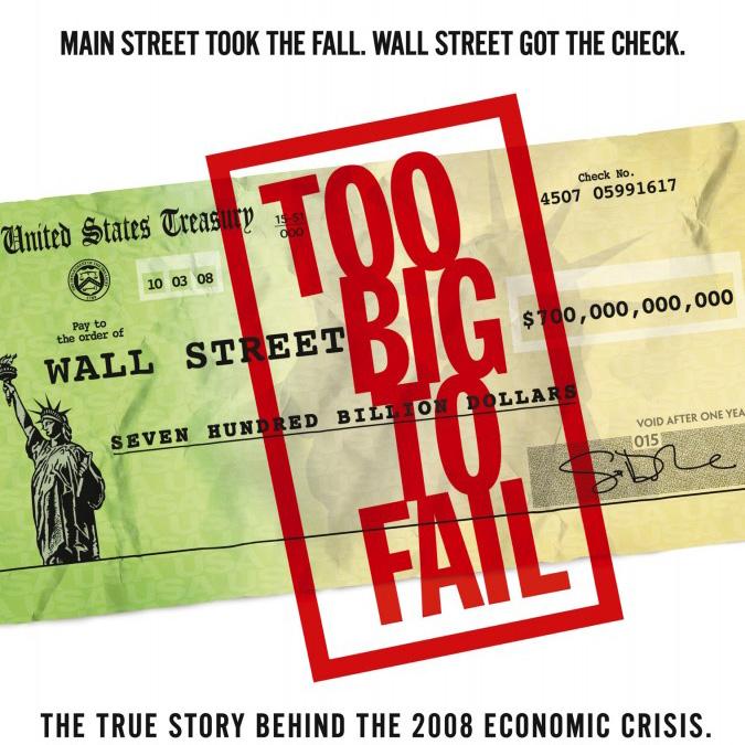 Слишком крут для неудачи (Too Big to Fail)