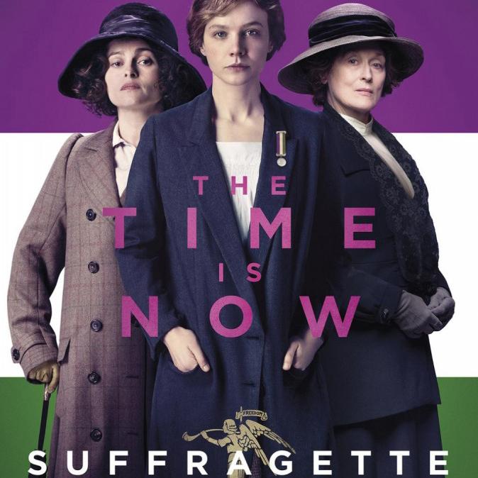 Суфражистка (Suffragette) — цитаты из фильма