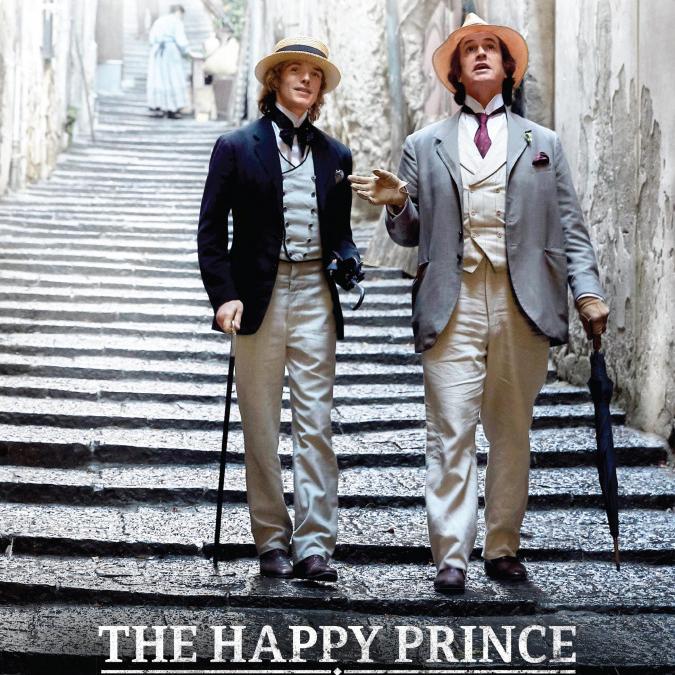 Счастливый принц (The Happy Prince)