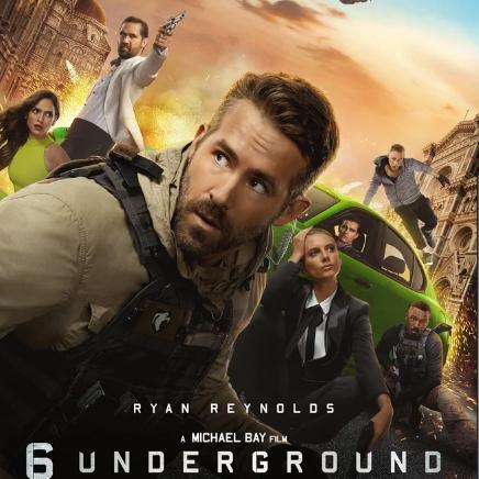 Призрачная шестёрка (6 Underground)