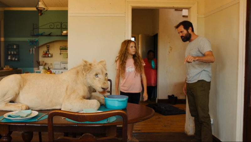 Миа и белый лев (Mia et le lion blanc)