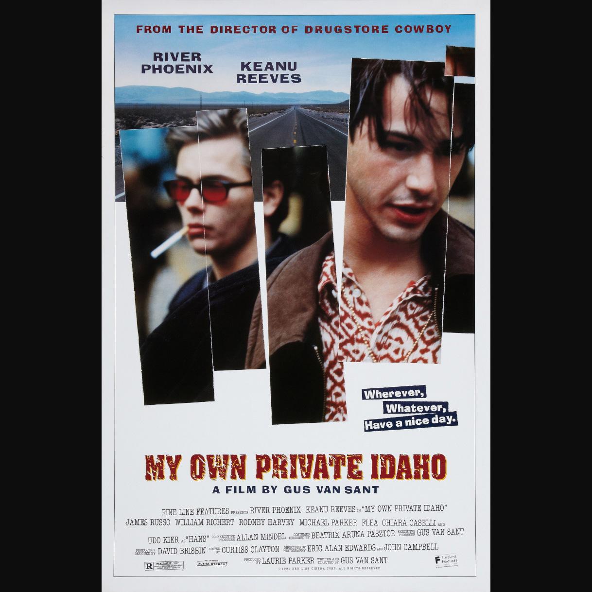 Мой личный штат Айдахо (My Own Private Idaho)