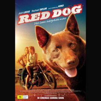 Рыжий пес (Red Dog)