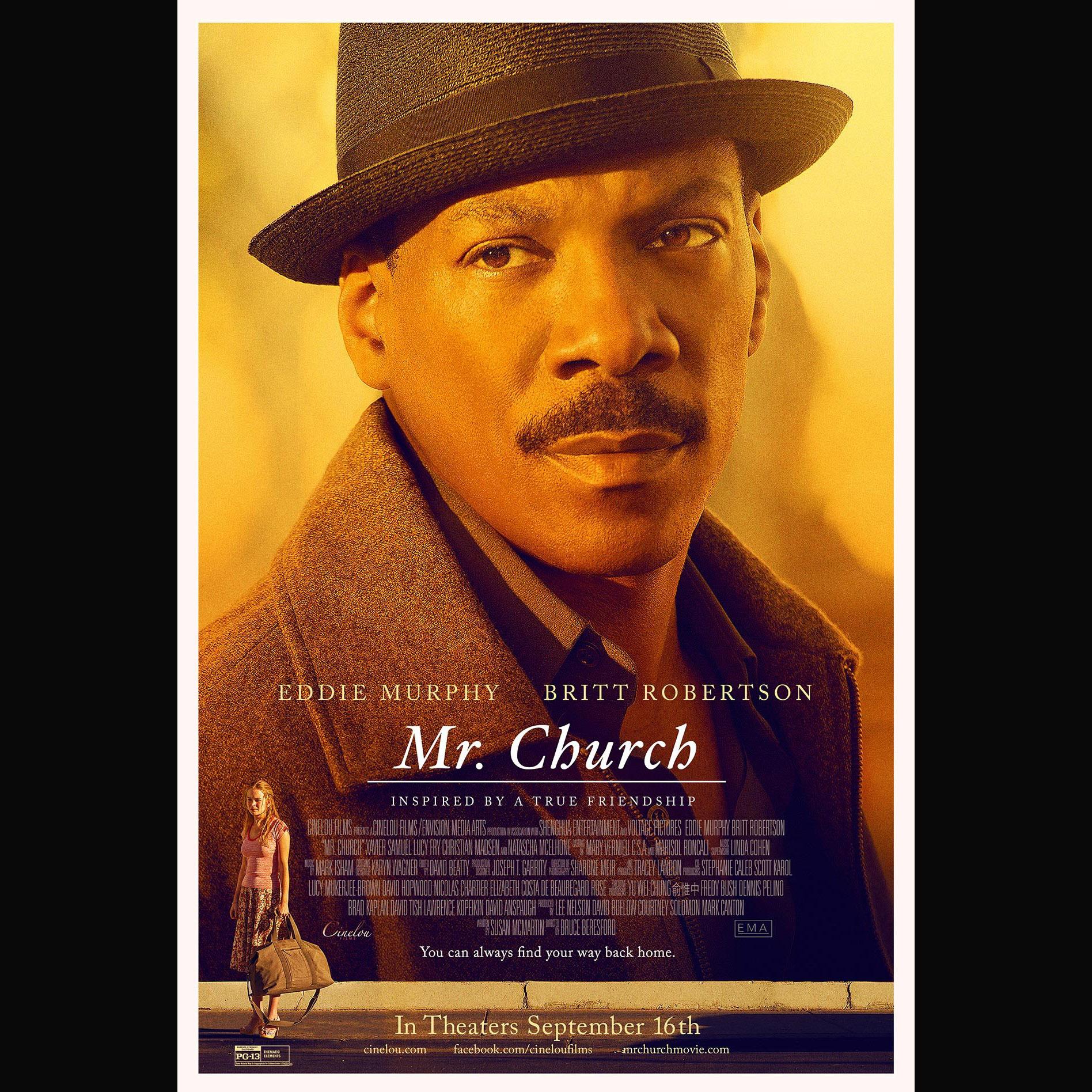 Мистер Черч (Mr. Church)